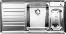 Blanco Axis II 6 S-IF нержавеющая сталь