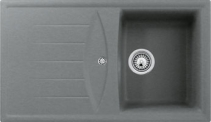 Мойка Schock Genius 45D Small (D-100S) Cristalite