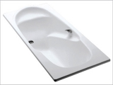 Ванна Jacob Delafon Repos E2904 / 180х85 без ручек
