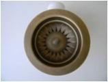 Вентиль автомат бронза Aquasanita