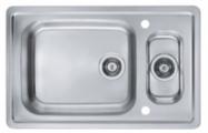 Кухонная мойка Alveus Praktik 50