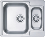 Кухонная мойка Alveus Line 50