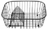 Корзинка для моек Futur, Praktik 40,70,80