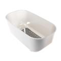 Коландер Blanco NOVA 6S белый пластик