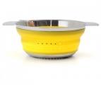 Коландер Roesle желтый 20см