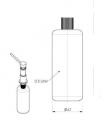 Бутылка к дозатору Amur 628710